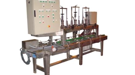 034.2 - Maquina de llenado de Acido - Automocion